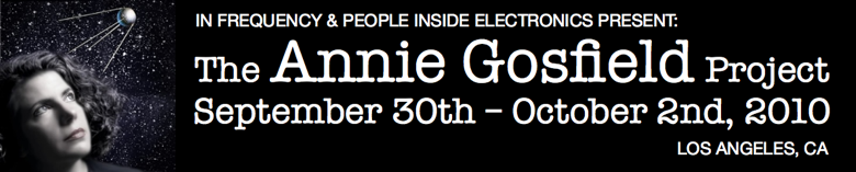 The Annie Gosfield Project